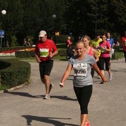 SEB Tallinna Maraton - Britt Pellä (1096), Lauri Mägi (2257)
