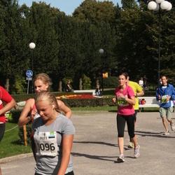 SEB Tallinna Maraton - Britt Pellä (1096), Jaanika Rahuküla (1239)