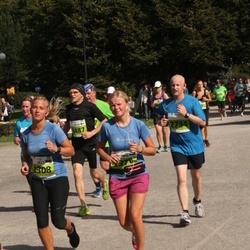 SEB Tallinna Maraton - Kelly Martin (1308), Jouni Oikarinen (1487), Charles Hollowell (2734)