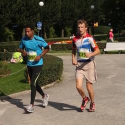 SEB Tallinna Maraton - Abdelrahman Elbayrekdar (1995)