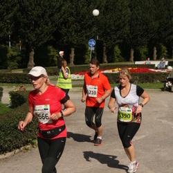 SEB Tallinna Maraton - Urmas Lehtoja (1210), Marju Liiv (1390), Anna-Maija Koskela (1666)