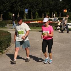 SEB Tallinna Maraton - Airika Tammar (1052), Artur Meerits (2130)