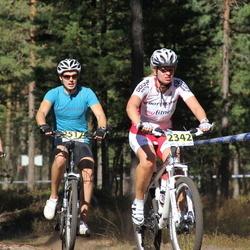 Honda Jõulumäe Rattamaraton - Erti Haava (2256), Birke Pikkoja (2342), Karl Heinrich Lauri (2517)