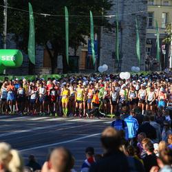 SEB Tallinna Maraton - Dadi Tesfaye Beyene (1), Roman Fosti (5), Andrus Lein (9), Mehari Gebre Baraki (12), Vjatšeslav Košelev (16), Janar Juhkov (23), Anastasia Kushnirenko (40)
