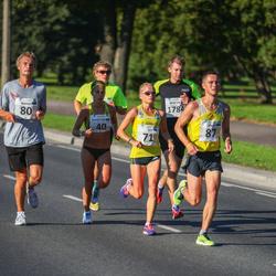 SEB Tallinna Maraton - Anastasia Kushnirenko (40), Lily Luik (71), Hanno Sirel (80), Deniss Košelev (87), Morten Sætha (1784)