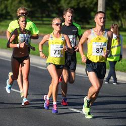 SEB Tallinna Maraton - Anastasia Kushnirenko (40), Lily Luik (71), Deniss Košelev (87)