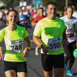 SEB Tallinna Maraton - Arno Sibul (550), Katre Kalk (748)