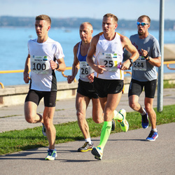 SEB Tallinna Maraton - Veiko Sulev (25), Ago Veilberg (26), Indrek Ilumäe (100), Vahur Teppan (244)