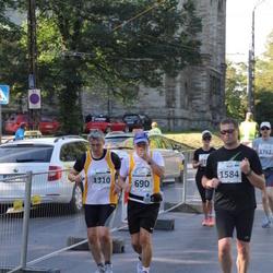 SEB Tallinna Maraton - Bernhard Hertinger (690), Marion Moehle (1310), Mait Marran (1584)