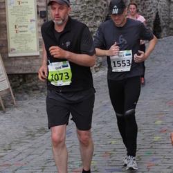 SEB Tallinna Maraton - Aare Jõumees (1073), Teet Soomre (1553)