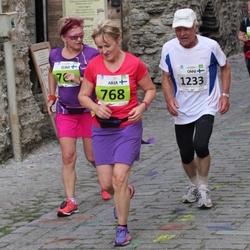 SEB Tallinna Maraton - Arja Lundeqvist (768), Onni Siltala (1233)