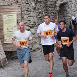 SEB Tallinna Maraton - Aarne Nirk (63), Mihkel Langebraun (706), Kaarel Kilki (897)