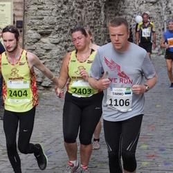 SEB Tallinna Maraton - Tarmo Rosenberg (1106), Agate Darvina (2403), Reinis Tops (2404)