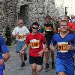 SEB Tallinna Maraton - Christopher Raastad (186), Jevgeni Voloshin (326), Taavi Taros (912)