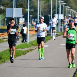 SEB Tallinna Maraton - Armin Allmäe (298), Silver Vürmer (1410)