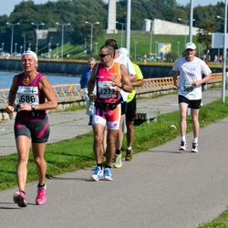 SEB Tallinna Maraton - Arja Pirhonen (686), Jari Olavi Hiltunen (969), Dmitrii Filippov (1273)
