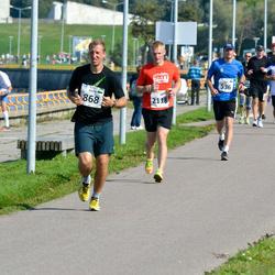SEB Tallinna Maraton - Timo Loorits (536), Ando Meerbach (868), Arvi Romandi (2118)