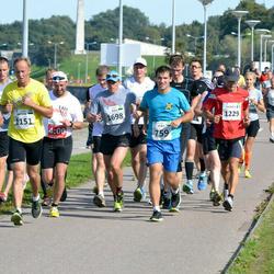 SEB Tallinna Maraton - Jaak Kals (400), Veiko Ristissaar (759), Artjom Filippov (1151), Patrick Portet (1229), Raul Kinks (1698)
