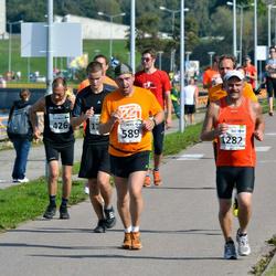 SEB Tallinna Maraton - Tuomas Riekkinen (589), Ari Viljanen (1282)