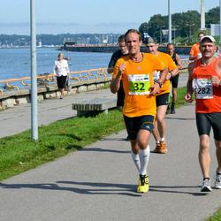 SEB Tallinna Maraton - Lauri Luik (32), Ari Viljanen (1282)