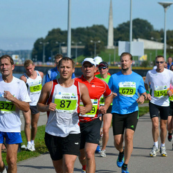 SEB Tallinn Marathon - Aimar Liiver (87), Andrey Roop (156), Jüri Laanmets (327), Mikael Kolehmainen (679)