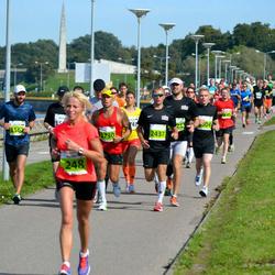 SEB Tallinna Maraton - Andra Puusepp (248), Indro Dsilna (2437)