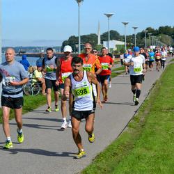 SEB Tallinna Maraton - Anatoli Yatsenka (698), Olav Mets (931)