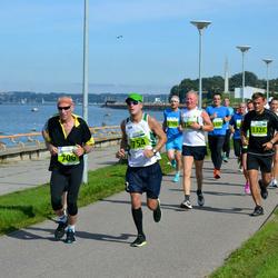 SEB Tallinna Maraton - Anatoli Šuvalov (706), Janno Kasemaa (754), Juha Lanki (936), Sergej Baryshnikov (1328)