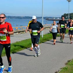 SEB Tallinna Maraton - Hendrik Peterson (618), Britt Pellä (1096), Kaupo Torro (2110), Martin Sõmer (2167)