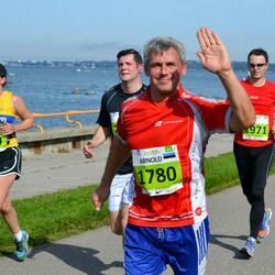 SEB Tallinna Maraton - Rosslyn Hamlyn (609), Arnold Provalski (1780)