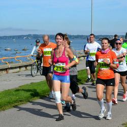 SEB Tallinna Maraton - Anu Karula (238), Annika Loomus (1446), Tiit Raudsepp (2075)
