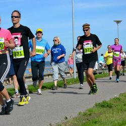 SEB Tallinna Maraton - Jari Rinne (371), Arto Mäkinen (372), Alar Volter (1870)