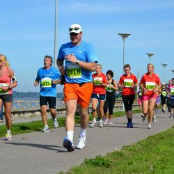 SEB Tallinna Maraton - Luciano Capanna (431), Anu Vahtra-Hellat (2161), Ann Vainlo (2180), Antti Sõber (2418)