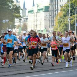 SEB Tallinna Maraton - Anna Laura Perve (506), Andres Aro (565), Janar Müür (643), Kaarel-Martin Maarand (1201),  (7865)