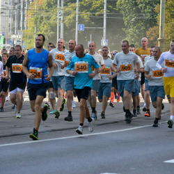 SEB Tallinna Maraton - Alar Aasaleht (540), Aavo Olgo (838), Olev Vaher (905), Andre Truuts (910), Andres Saukas (1362)