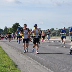 SEB Tallinna Maraton - Rasmus Talviste (71), Bernhard Hertinger (690), Marion Moehle (1310)