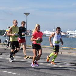 SEB Tallinna Maraton - Andra Puusepp (248), Anti Ehatamm (469)