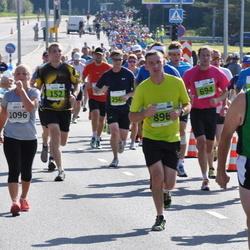 SEB Tallinna Maraton - Erkki Lapp (896), Britt Pellä (1096), Matti Silber (1355)