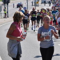 SEB Tallinna Maraton - Britt Pellä (1096), Märt Laus (1799)