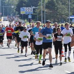 SEB Tallinna Maraton - Aivar Rõzko (88), Velli Parts (308), Madis Müller (489), Age Tiidermann (1035)