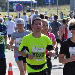 SEB Tallinna Maraton - Julia Pöyry (1771), Arles Taal (2076)
