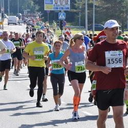 SEB Tallinna Maraton - Annika Veimer (718), Pekka Raisio (1556), Andreas Koit (1950), Andres Sööt (1963)