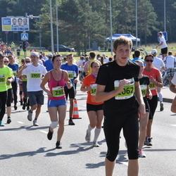SEB Tallinna Maraton - Anu Karula (238), Ander Avila (705), Olga Vovka (2511)