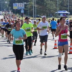 SEB Tallinna Maraton - Anu Karula (238), Ander Avila (705), Esko Ööpik (1955), Olga Vovka (2511)