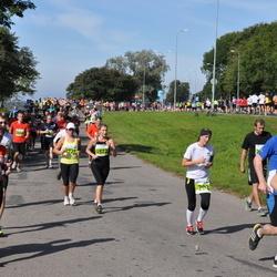 SEB Tallinna Maraton - Susanna Kiintola (202), Anna-Liisa Pärnalaas (1727), Kristiina Ott (1822), Karin Laurik (2678)
