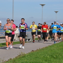SEB Tallinna Maraton - Annika Veimer (718), Sven Hinn (744), Priit Tiks (2524)