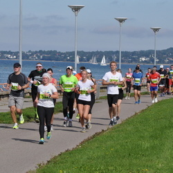 SEB Tallinna Maraton - Marju Veevo (542), Age Jakobson (1774), Katrel Virkus (2051)