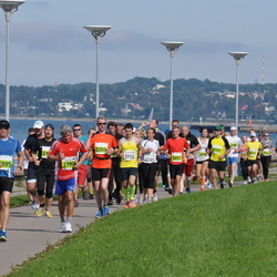 SEB Tallinna Maraton - Aleksandr Knjazetski (1712), Arnold Provalski (1780), Eero Erastus (1999), Anti Otsla (2208)