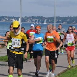 SEB Tallinna Maraton - Alessandro Pontolillo (219), Heiki Rebane (1161), Marius Pihlak (2517)