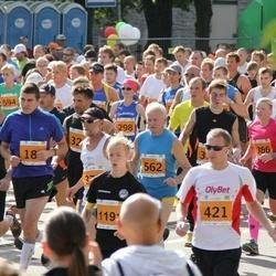SEB Tallinna Maraton - Monika Grudzinska (298), Loviisa Lees (366), Aare Treier (421), Avo Reimets (562)